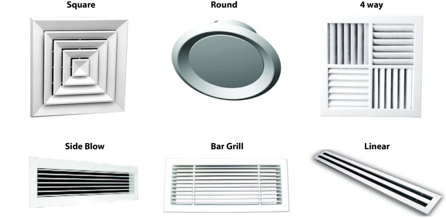 Ducted Air Conditioning Vents Quality Air Service